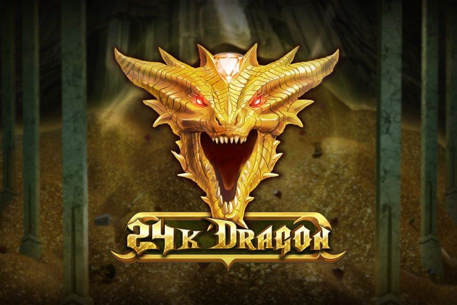Discover a hoard of gleaming riches in 24K Dragon slot