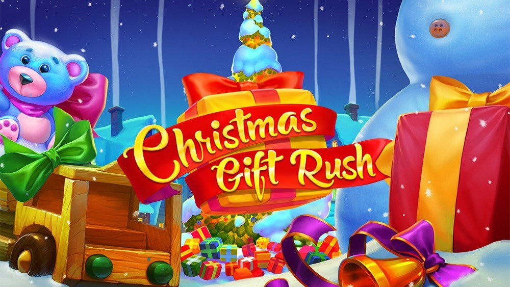 Habanero turns up the festive heat with Christmas Gift Rush slot