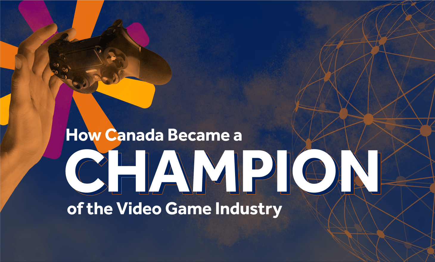 How Canada Became a Champion of the Video Game Industry