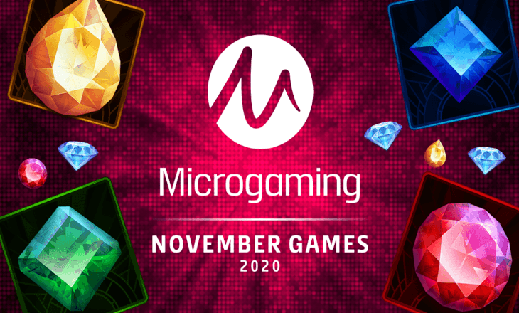 Microgaming's November releases take you from the dance floor to ancient Rome and the depths of the ocean