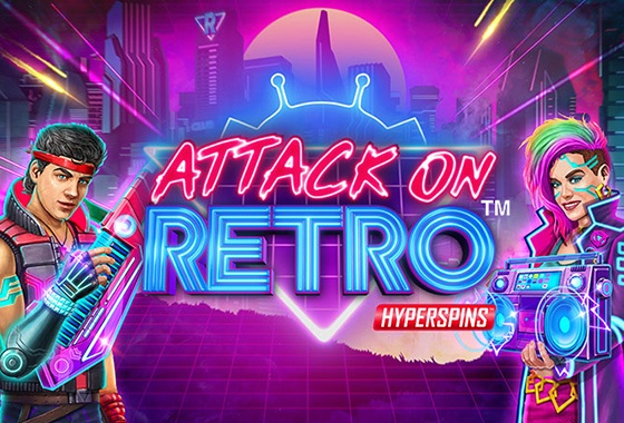Attack on Retro Online Slot