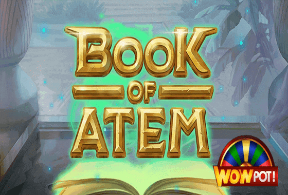 Book of Atem WowPot  Online Slot