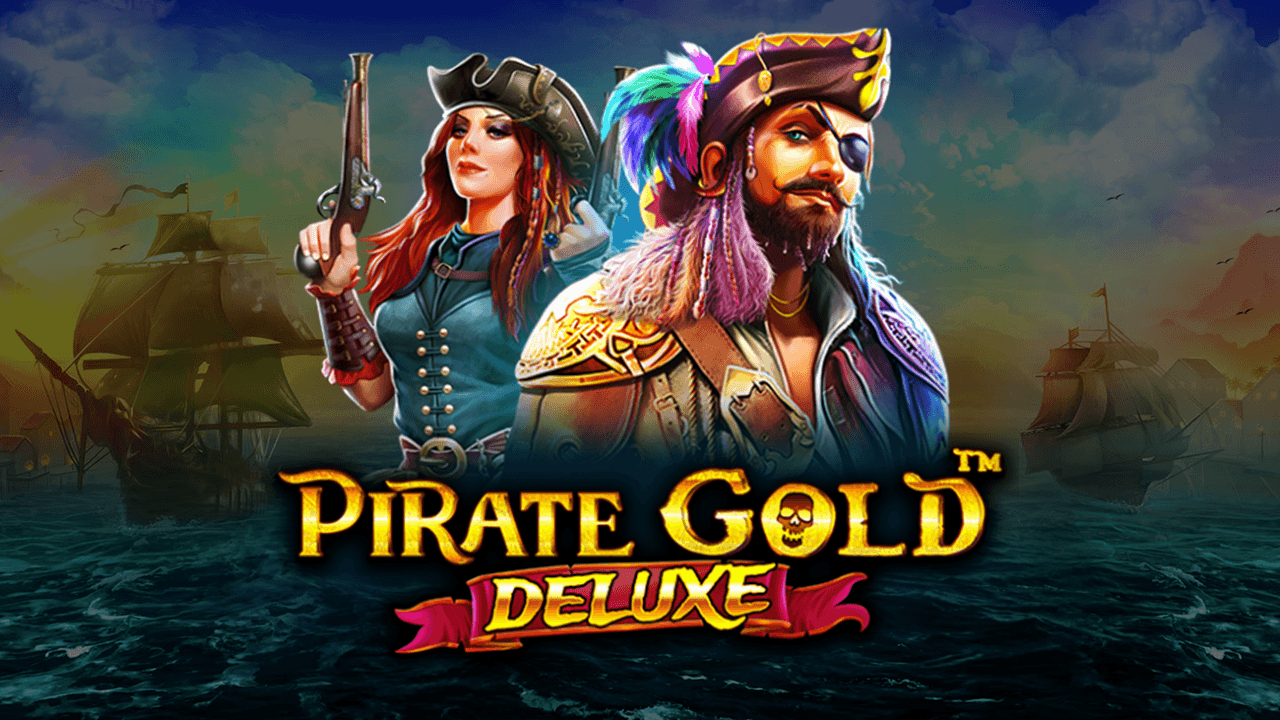 Slap on your eyepatch and loot some booty in Pragmatic Play's Pirate Gold Deluxe