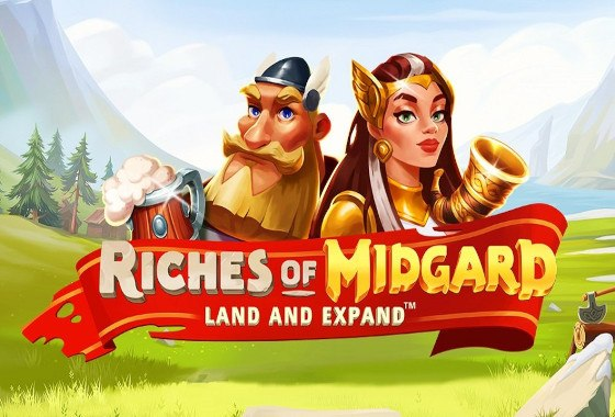 Riches of Midgard: Land and Expand Online Slot