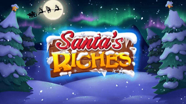 Greentube has a new Christmas-themed slot for you to unwrap this December