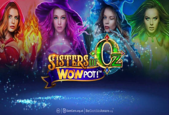Sisters of Oz WowPot  Online Slot