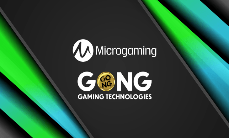 Microgaming and GONG Gaming Technologies sign supply deal