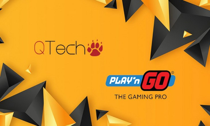 QTech to bring Play'n GO titles to its platform