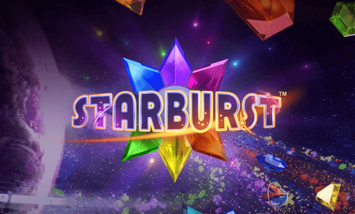 NetEnt revives Starburst with a brand new mechanic