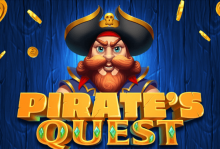 Pirate's Quest Online Slot