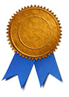 Best award for coming first
