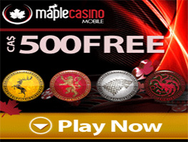 Maple Casino 500