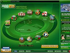 888 Casino Exclusive Free