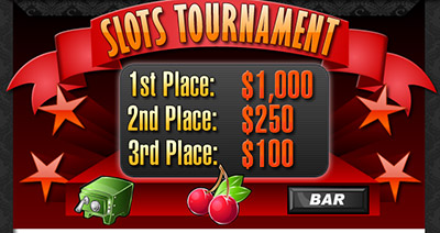 free slot tournaments online