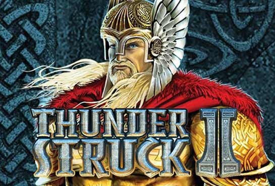 Thunder Struck II demo game
