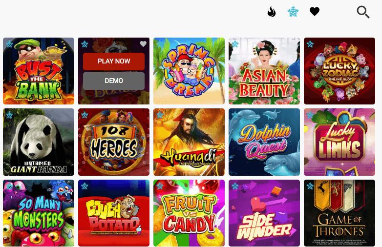 Platinum Casino Games Free Games