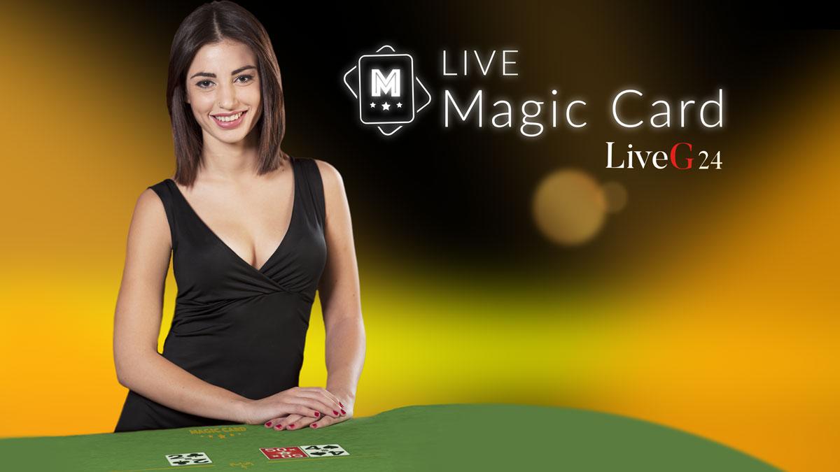 Live Magic Card