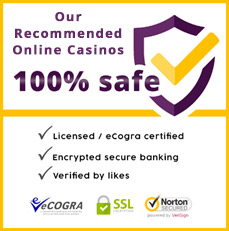 Our real money slots 100 percent safe