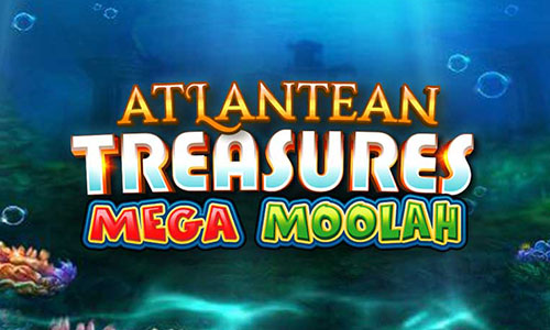 Atlantean Treasures slot